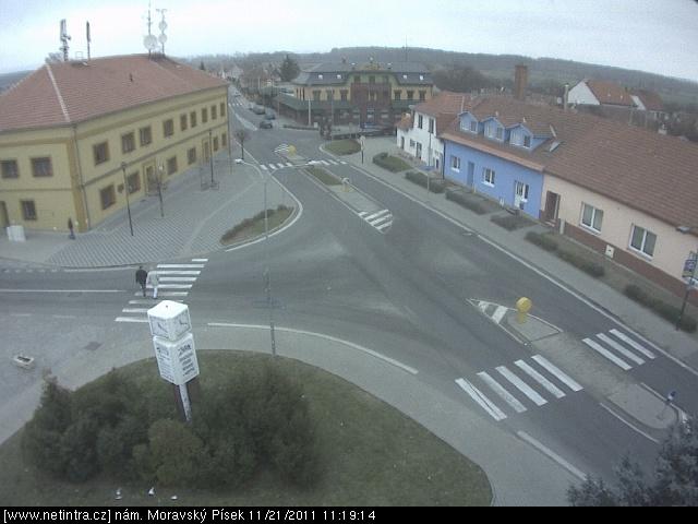 Slovácko, Moravský Písek: náměstí